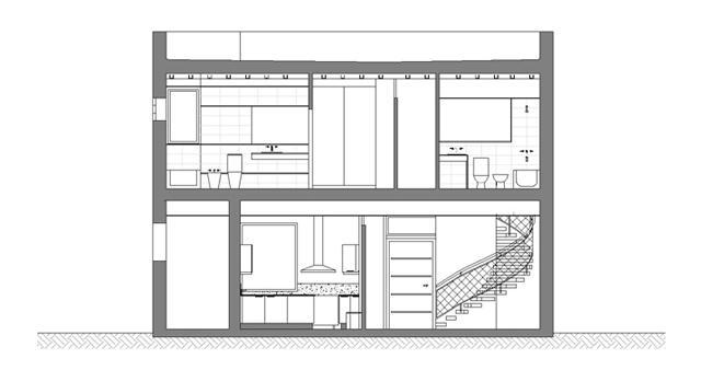 Reas bienes ra ces construcci n materiales deco for Arquitectura nota de corte