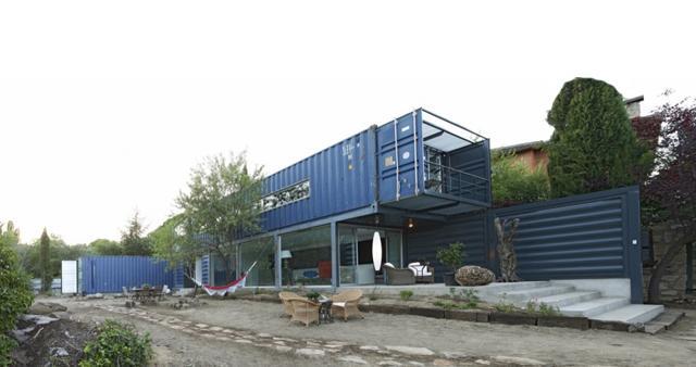 Reas bienes ra ces construcci n materiales deco for Arquitectura contenedores maritimos