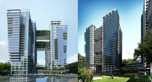 Reas bienes ra ces construcci n materiales deco for Arquitectos y sus obras