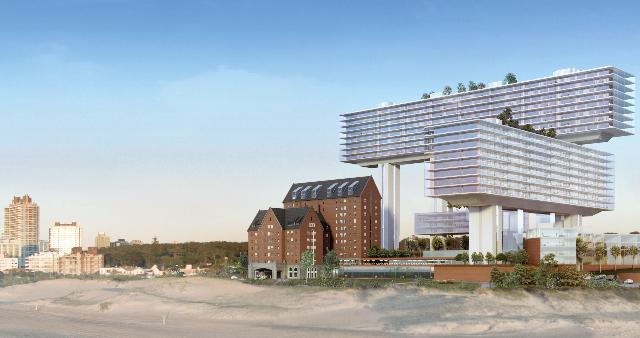 Cipriani Ocean Resort and Club Residences y Casino