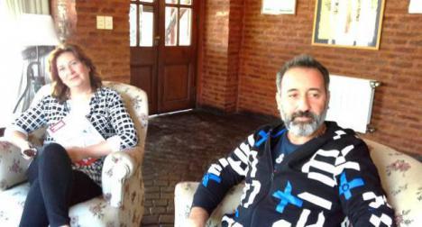 Claudia Balbuena y Gabriel Sirianni en charla con Áreas Globales